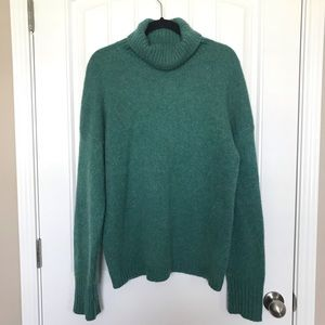 J.Crew Men's Cashmere Turtleneck Sweater